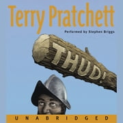 Thud! audiobook by Terry Pratchett