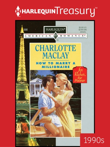 How To Marry A Millionaire ebook by Charlotte MacLay
