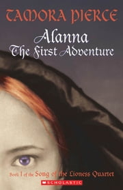 Alanna the First Adventure ebook by Tamora Pierce