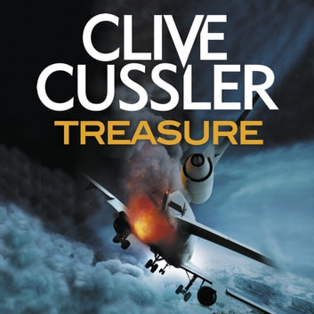 Treasure audiobook by Clive Cussler