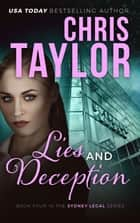 Lies and Deception eBook by Chris Taylor