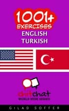 1001+ Exercises English - Turkish ebook by Gilad Soffer