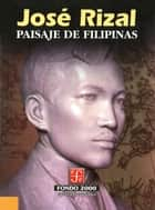 Paisaje de Filipinas ebook by José Rizal