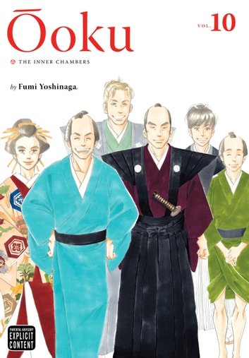 Ôoku: The Inner Chambers, Vol. 10 ebook by Fumi Yoshinaga