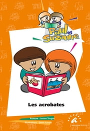 Les acrobates ebook by Janine Tougas
