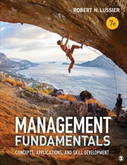 Management Fundamentals - Concepts, Applications, and Skill Development ebook by Robert N. Lussier