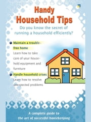 Handy Household Tips ebook by Vijaya Kumar