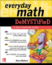 Everyday Math Demystified ebook by Gibilisco
