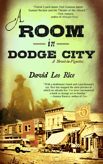 A Room in Dodge City ebook by David Leo Rice