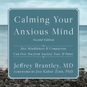 Calming Your Anxious Mind - How Mindfulness and Compassion Can Free You from Anxiety, Fear, and Panic audiobook by Jeffrey Brantley, MD
