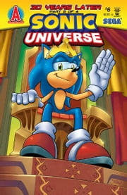 Sonic Universe #6 ebook by Ian Flynn, Tracy Yardley!
