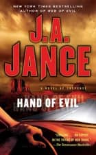 Hand of Evil eBook par J.A. Jance