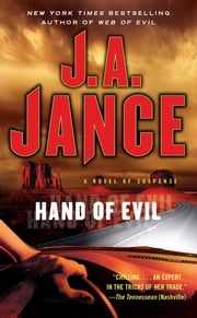 Hand of Evil ebook by J.A. Jance