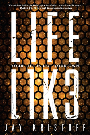 LIFEL1K3 (Lifelike) ebook by Jay Kristoff