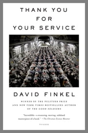 Thank You for Your Service ebook by Kobo.Web.Store.Products.Fields.ContributorFieldViewModel