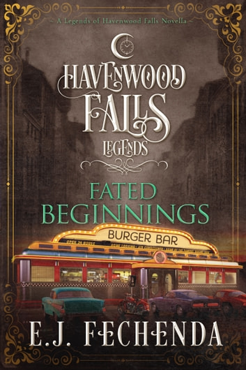 Fated Beginnings ebook by E.J. Fechenda