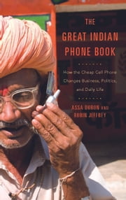 The Great Indian Phone Book ebook by Assa Doron