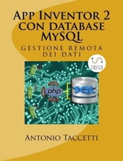 App Inventor 2 con database MySQL ebook by Kobo.Web.Store.Products.Fields.ContributorFieldViewModel