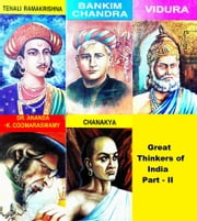 Great Thinkers of India - Part II ebook by Harry Krishna