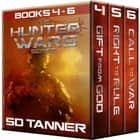 Hunter Wars Series (Books 4 - 6) ebook by SD Tanner