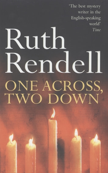 One Across, Two Down ebook by Ruth Rendell