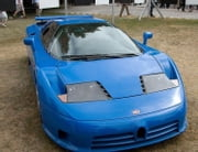 Bugatti EB110 ebook by Daniel Turner