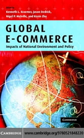 Global e-commerce ebook by Kraemer, Kenneth L.