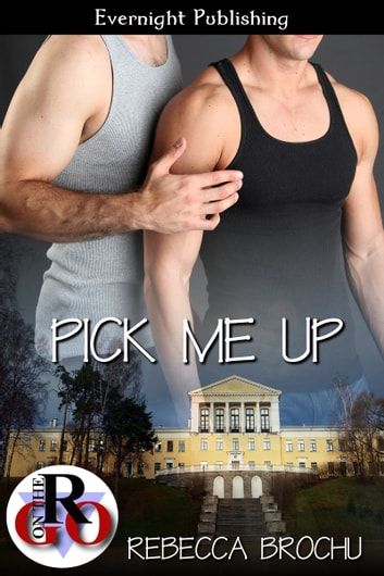 Pick Me Up ebook by Rebecca Brochu