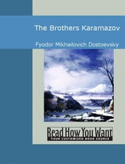The Brothers Karamazov ebook by Fyodor Mikhailovich Dostoevsky