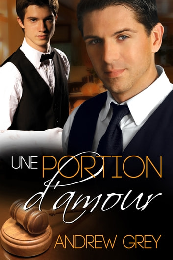 Une portion d'amour ebook by Andrew Grey