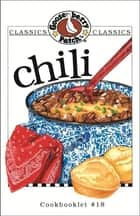 Chili Cookbook ebook by Gooseberry Patch
