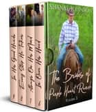 The Brides of Purple Heart Ranch Boxset Volume 3 ebook by Shanae Johnson
