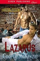 Lazarus ebook by Cooper McKenzie
