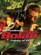 Colony Of Evil ebook by Don Pendleton