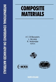 Composite Materials ebook by A.T. Di Benedetto,L. Nicolais,R. Watanabe