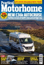Practical Motorhome - Issue# 184 - Frontline magazine