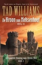 De kroon van heksenhout ebook by Tad Williams, Erica Feberwee