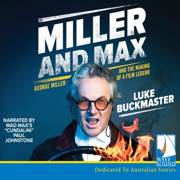 Miller and Max audiobook by Luke Buckmaster