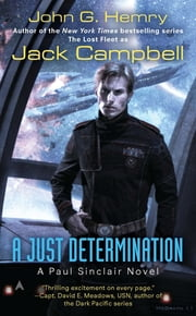 A Just Determination ebook by John G. Hemry