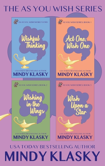 The As You Wish Series ebook by Mindy Klasky