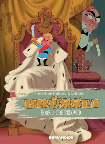 Brussli: Way of the Dragon Boy #3 : The Beloved ebook by J-L Fonteneau,J. Etienne