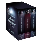 Ellie Jordan, Ghost Trapper Books 1 - 3 - Three complete urban fantasy novels ebook by J. L. Bryan