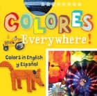 Colores Everywhere! - Colors in English y Español ebook by San Antonio Museum of Art, Madeleine Budnick