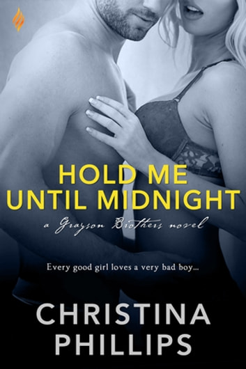 Hold Me Until Midnight eBook by Christina Phillips