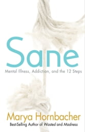Sane - Mental Illness, Addiction, and the 12 Steps ebook by Marya Hornbacher