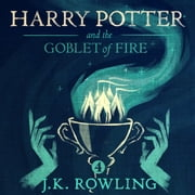 Harry Potter and the Goblet of Fire audiobook by J.K. Rowling, Olly Moss