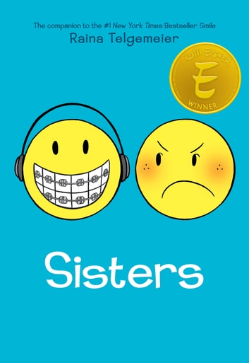 Sisters eBook by Raina Telgemeier