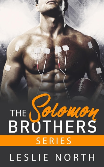 The Solomon Brothers Series ebook by Leslie North