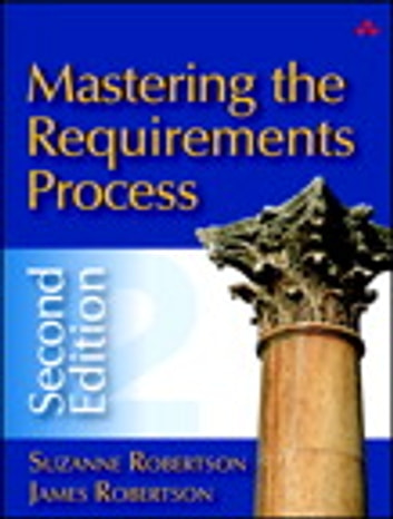 Mastering the Requirements Process ebook by Suzanne Robertson,James C. Robertson