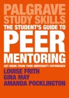 Professional writing skills for social workers ebook by louise frith the students guide to peer mentoring get more from your university experience ebook by louise fandeluxe Gallery